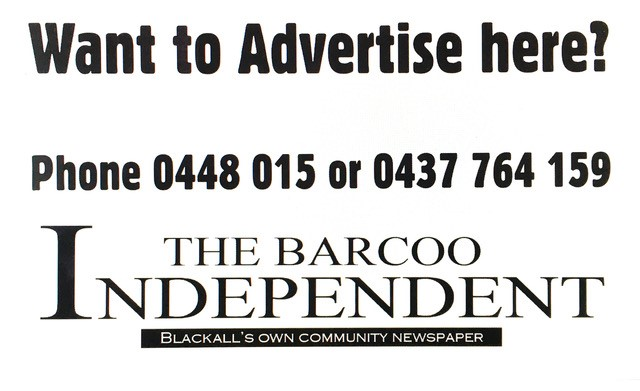 The Barcoo Independent